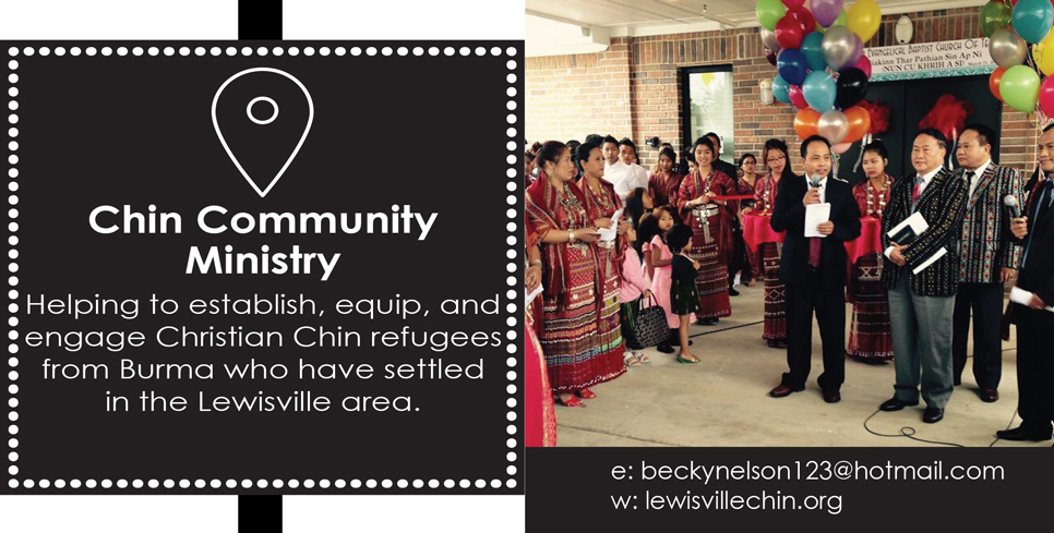 Chin Community Ministry