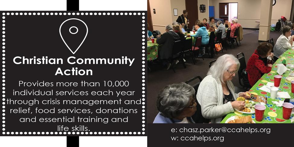Christian Community Action
