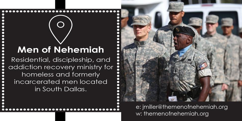 The Men of Nehemiah
