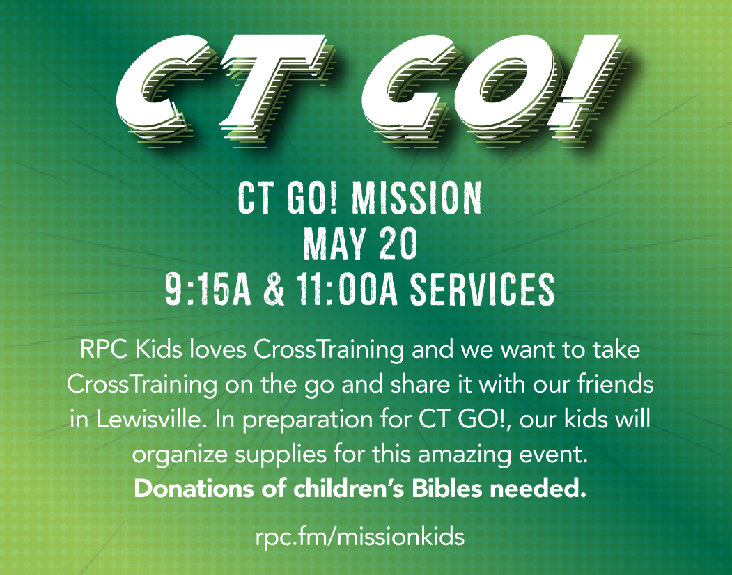 Kids on Mission - CrossTraining Go