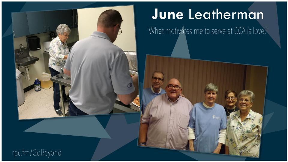 June-Leatherman