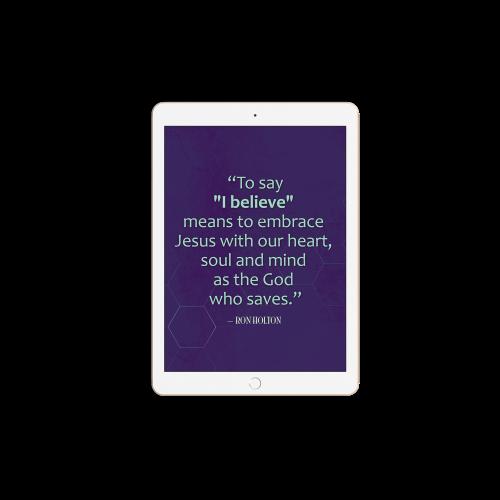 Romans iPad 3