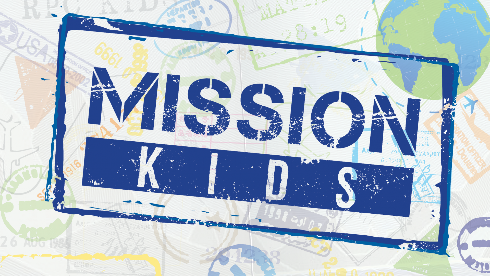 Mission Kids web banner