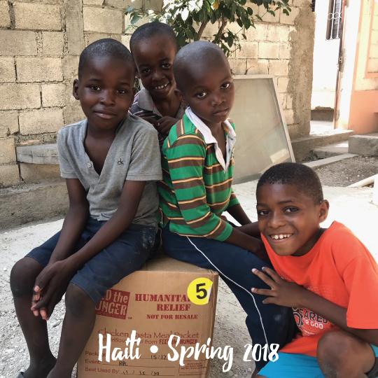 Haiti-•-Spring-2018