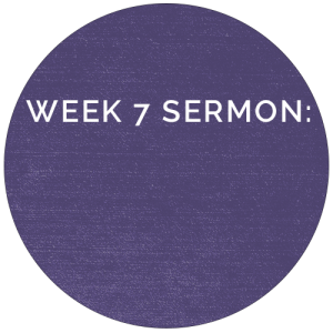 Miracles: Week-7-Sermon