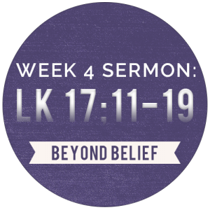 Miracles • Week-4-Sermon