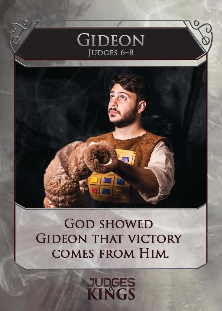 Gideon Back