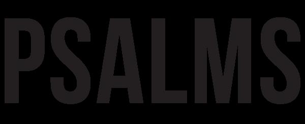 Psalms---Word