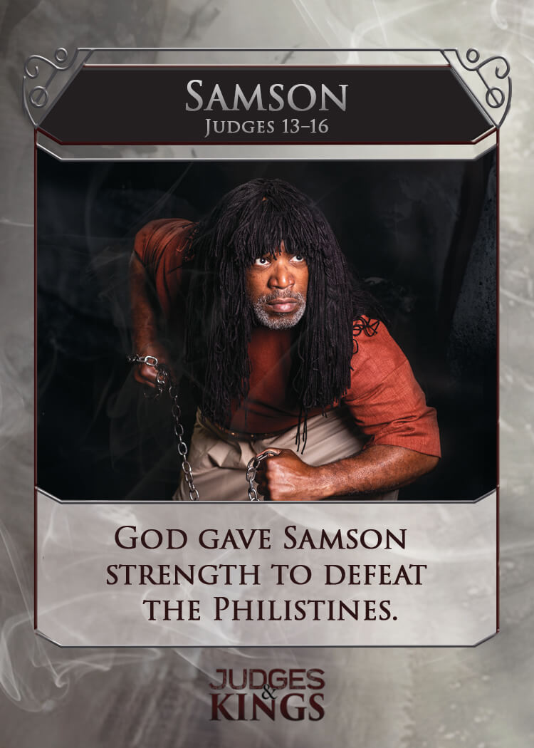 Samson Back