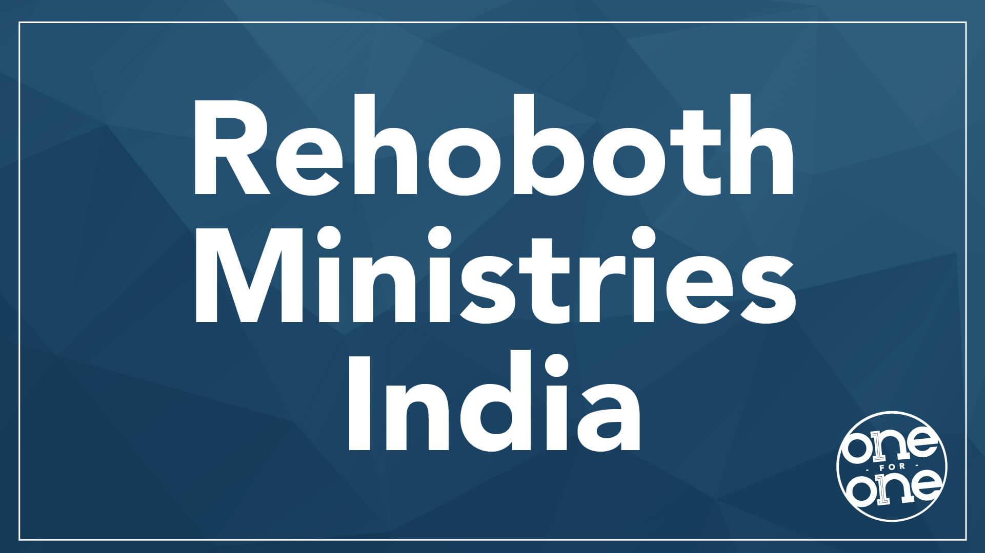 OFO - Rehoboth Ministries Slide