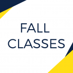 Fall Classes