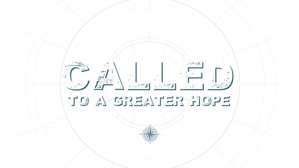 Fall Conference - Called to a Greater Hope