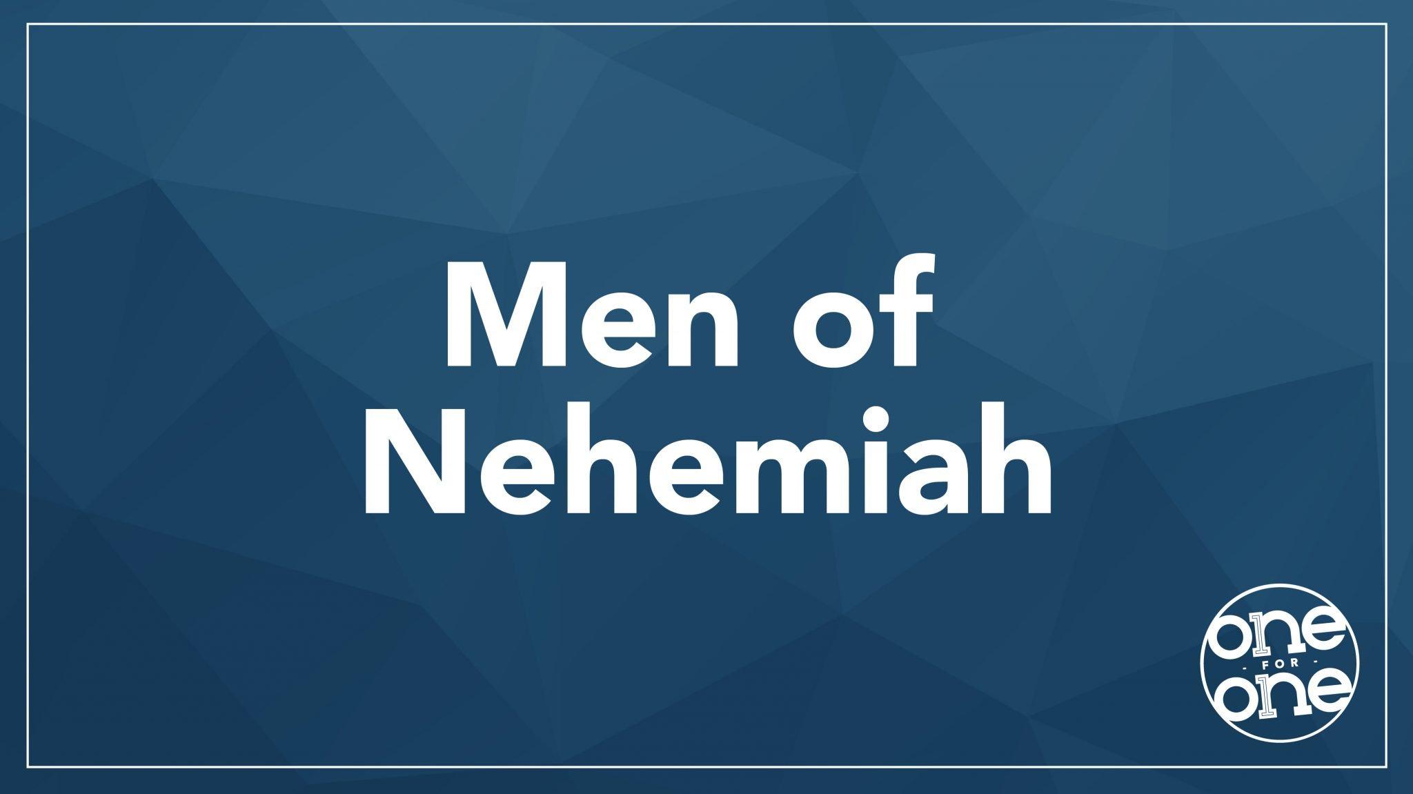 Men of Nehemiah