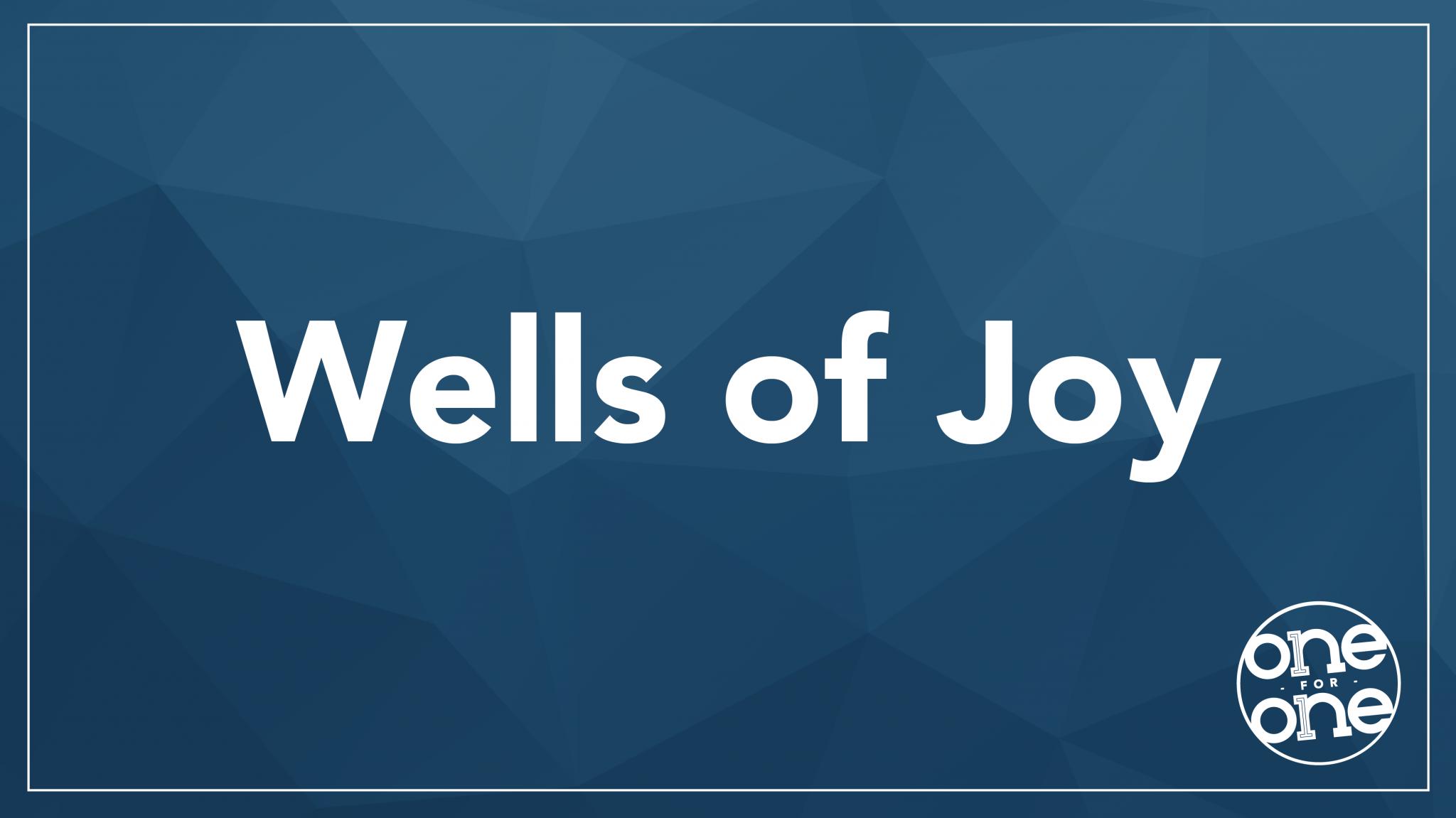 Wells of Joy