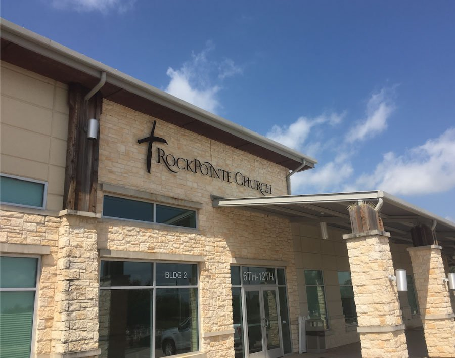 RockPointe Church Outside