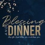 Student Blessing & Dinner