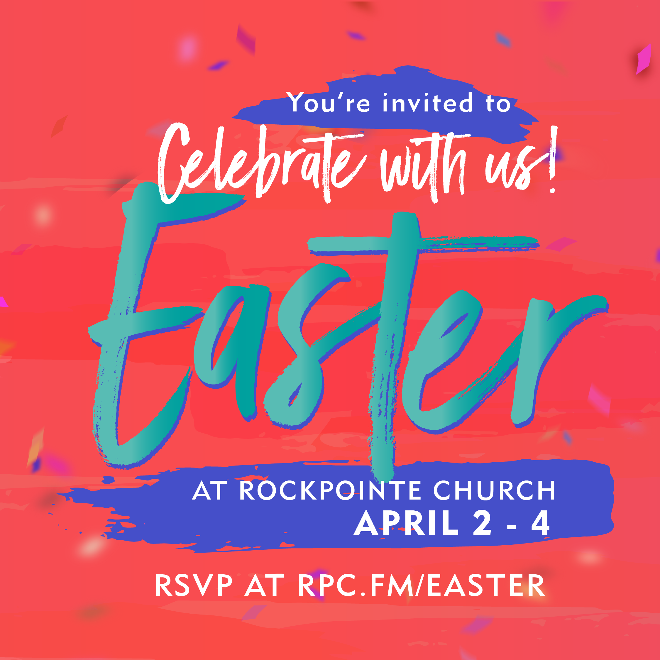 Easter at RockPointe