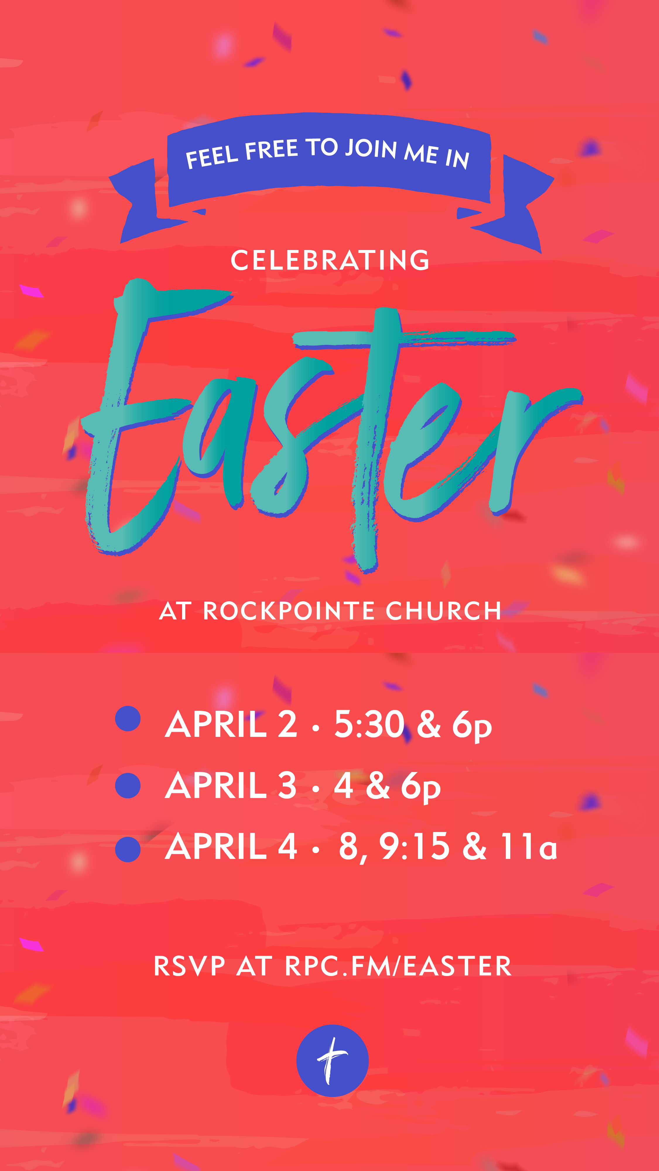 Easter at RockPointe Shareable 1