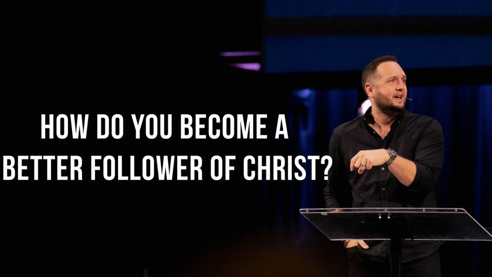 How Do You Become a Better Follower of Christ? Image
