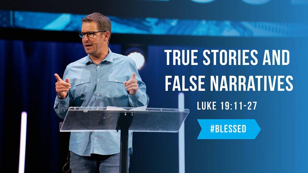 True Stories and False Narratives Image