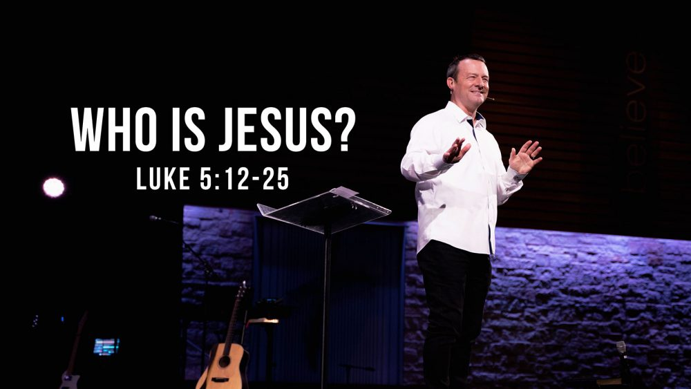 Who Is Jesus? Image