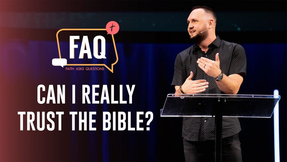 Can I Really Trust the Bible? Image