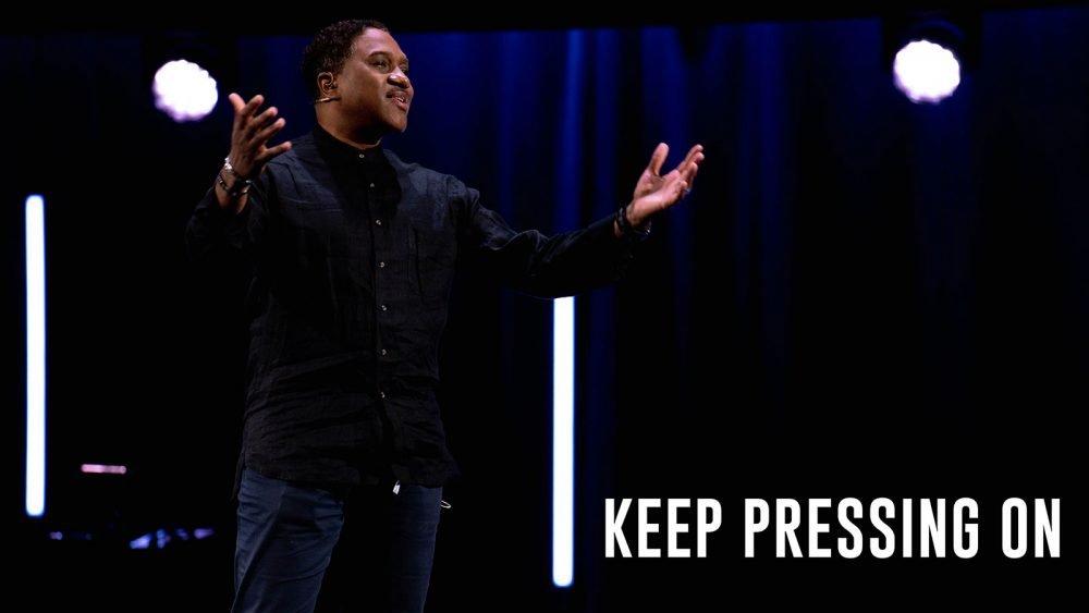 Keep Pressing On Image