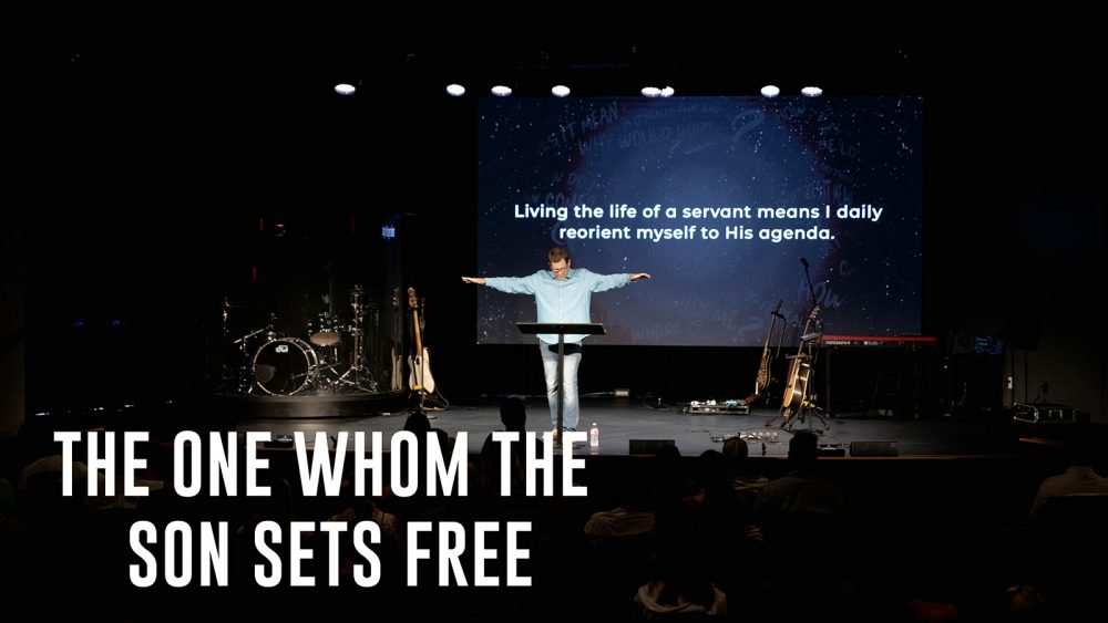 The One Whom the Son Sets Free Image