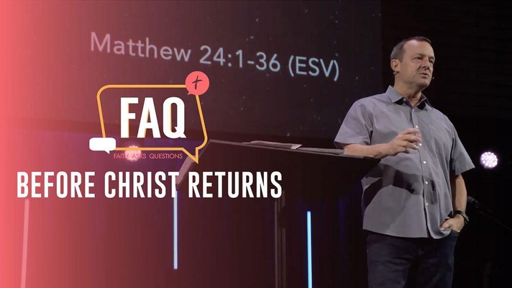 Before Christ Returns Image